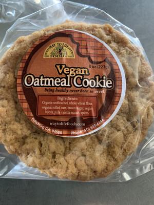 Vegan Oatmeal Cookie