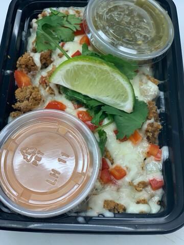 Chicken Mexican Quinoa Casserole