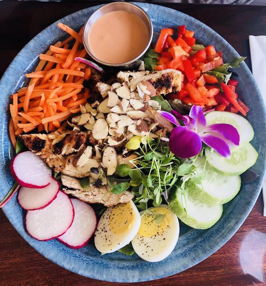 32 Gram Protein Salad