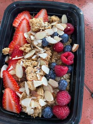 Oatmeal Vitality Bowl