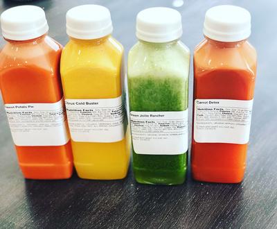 Organic Individual Juices