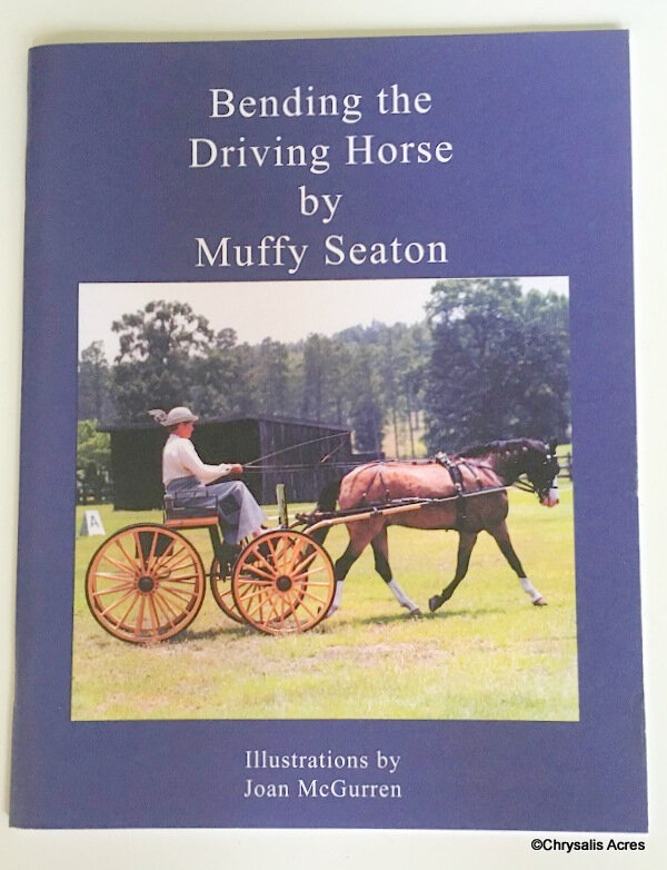 Book - Bending the Driving Horse by Muffy Seaton