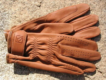 SSG Deerskin Show Gloves