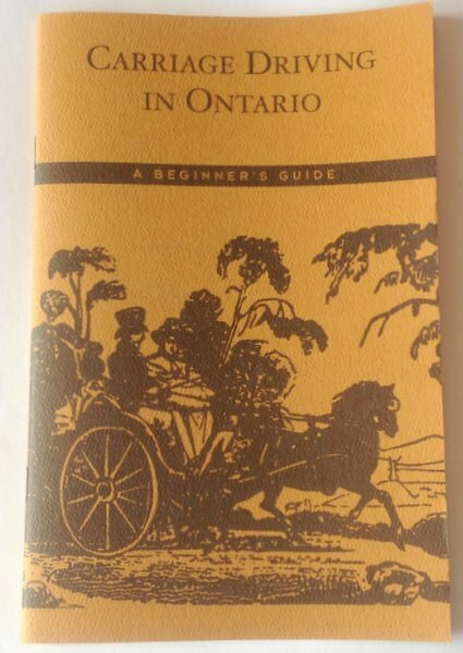 Carriage Driving in Ontario