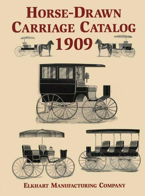 Horse Drawn Carriage Catalog