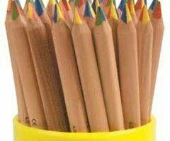 4 in 1 Colored Pencil