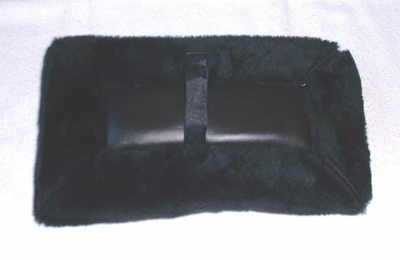 Harness Pad - Fake Fur- Collar & Hame Pad