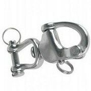 Quick Release Snap Shackle - Med. w/Locking pin