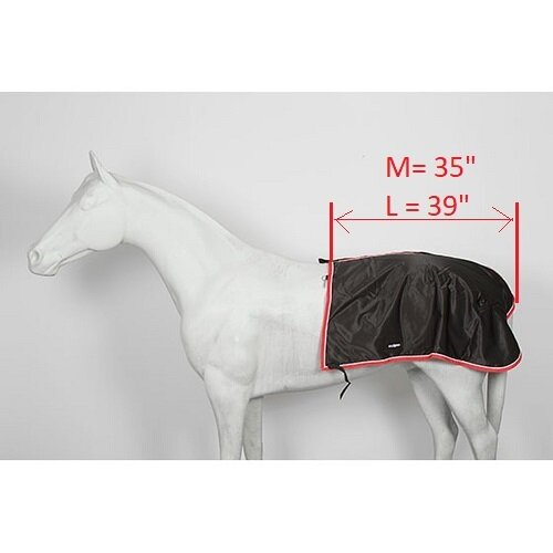 Quarter Sheet for Driving - Pony Size