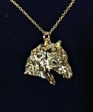 Horsehead Necklace