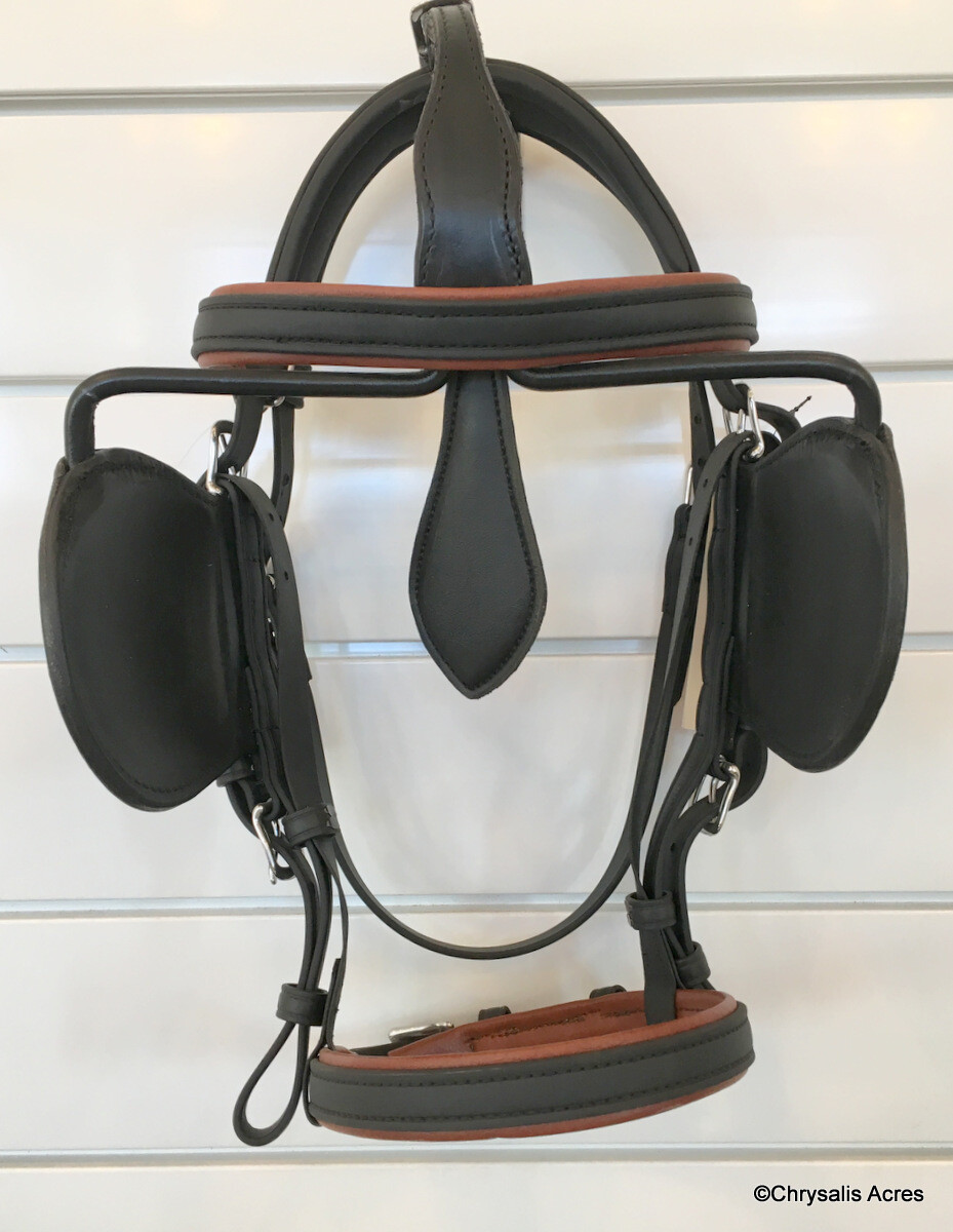 Padded Driving Bridle