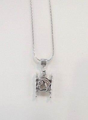Handmade Jewelry - Driving Bridle Necklace