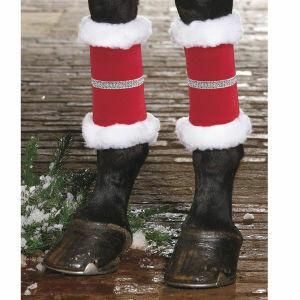 Christmas Leg Covers