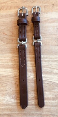 Rein Swivel -  Single Buckle. Biothane