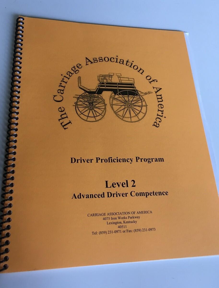 CAA Driver Proficiency Program - Level 2 Advanced Driver Competence