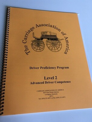 CAA Driver Proficiency Program - Level 2 Advanced Driver Competence
