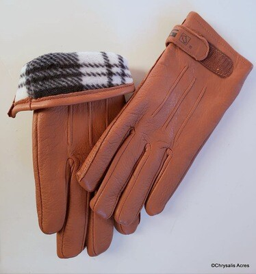Insulated SSG Deerskin Gloves