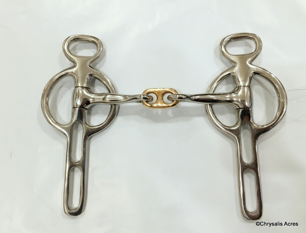 Liverpool Bit - Copper French Link