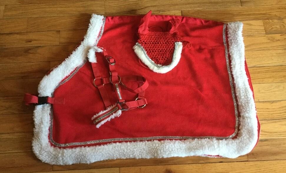Christmas Set for Mini/Small Pony