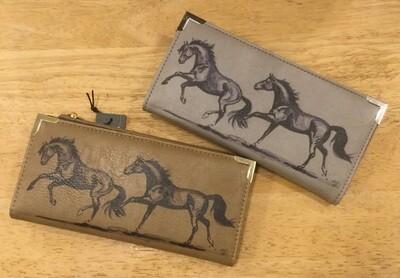 Running Horses Wallet