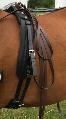 Regular Biothane Saddle