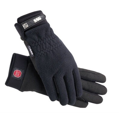 Fleece Wind Stopper Gloves