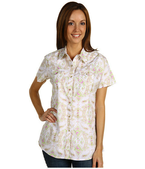 Ariat Short Sleeve Blouse