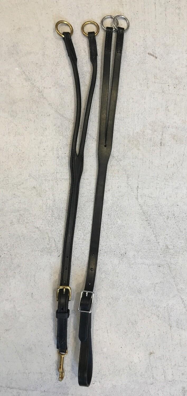 Leather Martingale