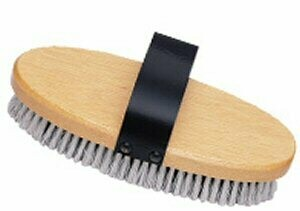 Wood Back Soft Body Brush