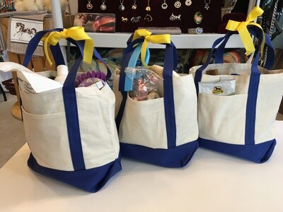 Tote Bag - filled with Horse Care items