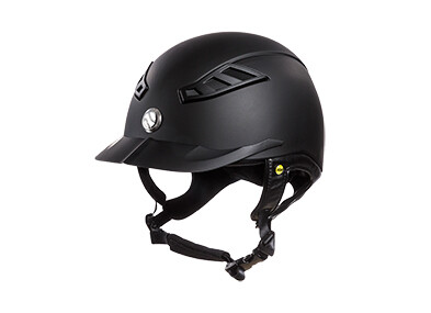 Trauma Void Lynx Riding Helmet – Smooth Shell