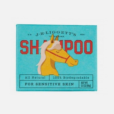 Horse Shampoo Bar Soap - Sensitive