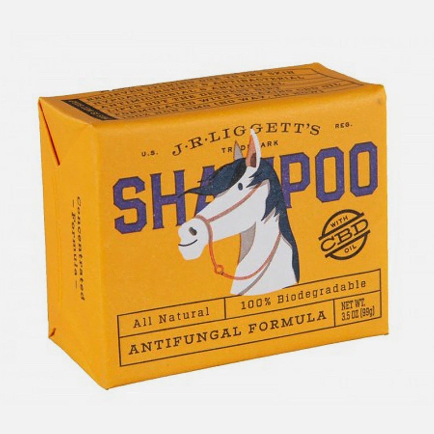 Horse Shampoo Bar - Regular