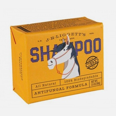 Horse Shampoo Bar Soap - Regular