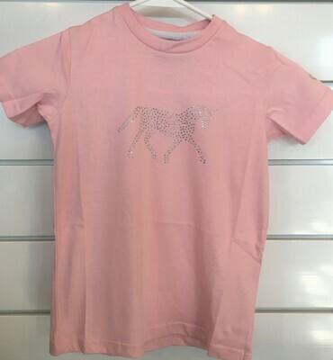 Child's Bling Horse T Shirt