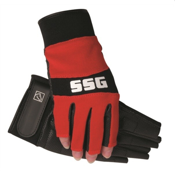 Fingerless Action Glove