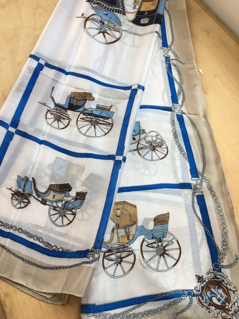 Scarf - Carriages