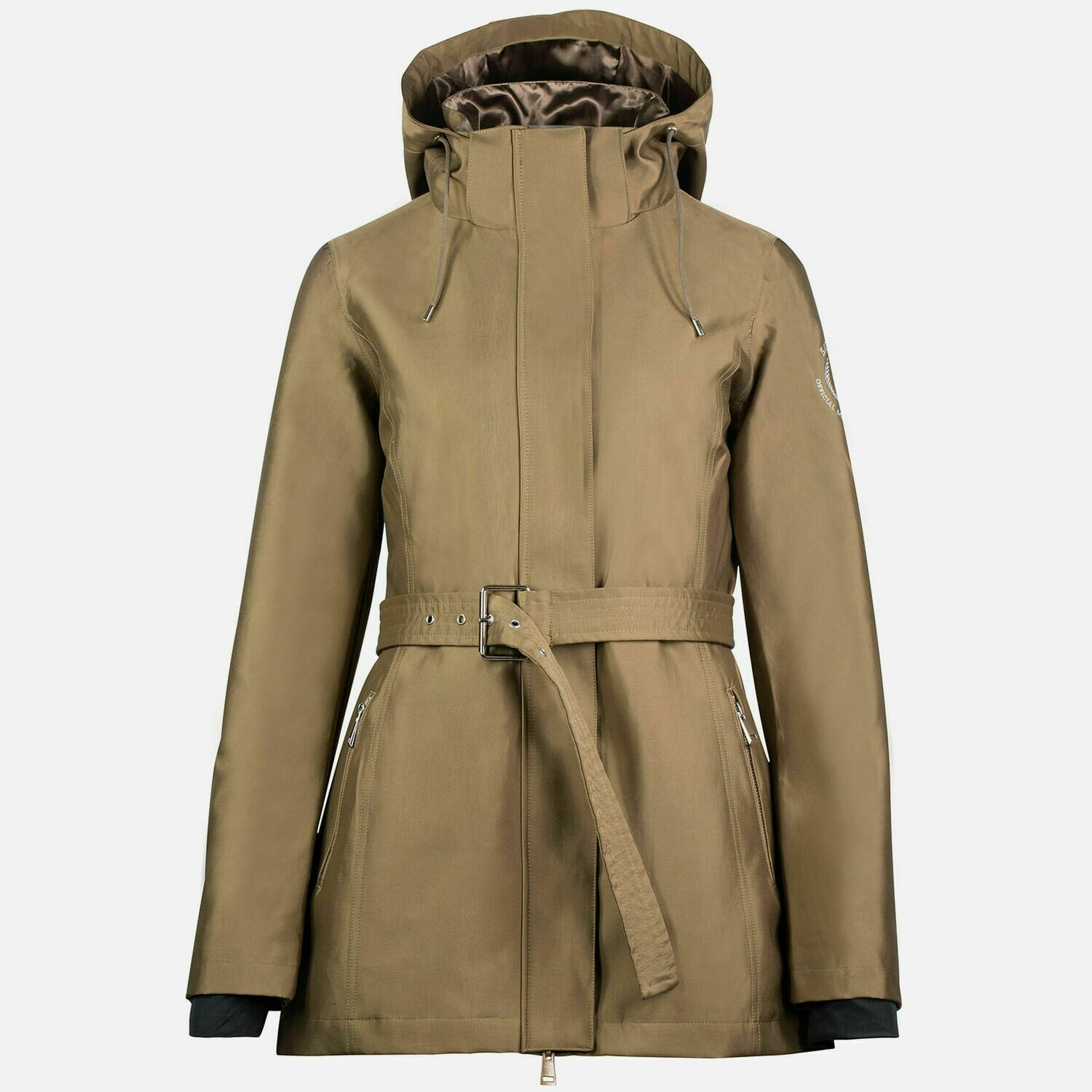 Lined Waterproof Coat