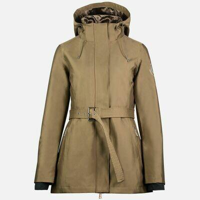 Lined Waterproof Coat