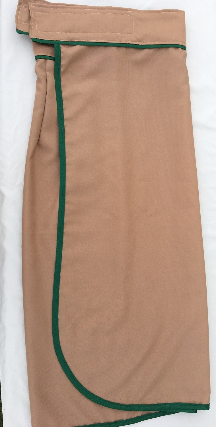 Off the Rack Driving Apron - Seconds