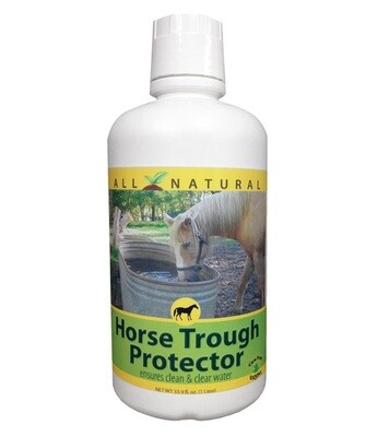 Horse Trough Protector