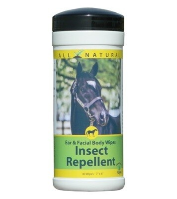 All Natural Insect Repellent Wipes