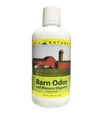 Barn Odor and Manure Digester