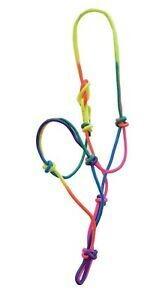 Mini Rainbow Rope Halter