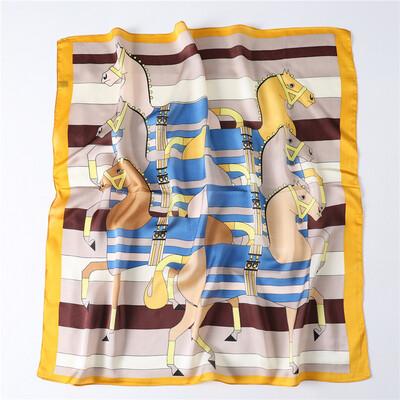 Scarf - Blanket Horses
