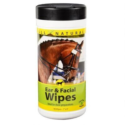 Ear and Facial Wipes