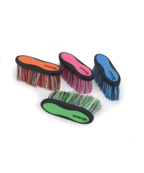 Ezi-Groom Long Bristle Dandy Brush