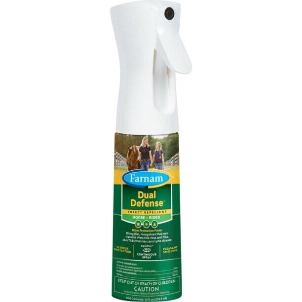 Dual Defense Fly Spray