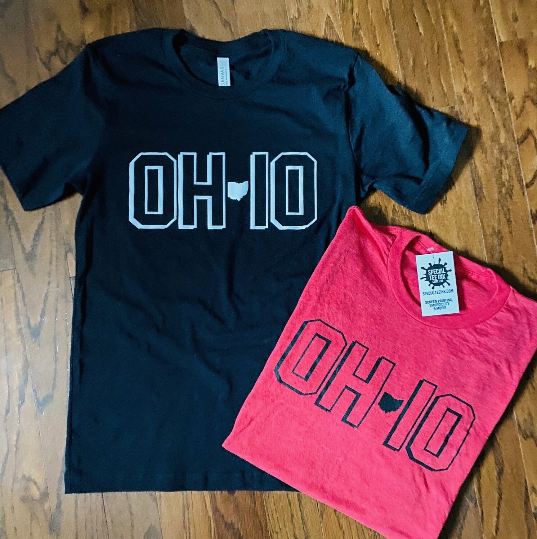 OH-IO Soft Style T-Shirt