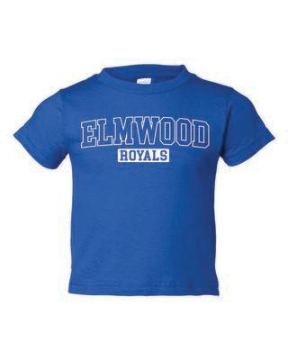 Elmwood- Toddler Tee